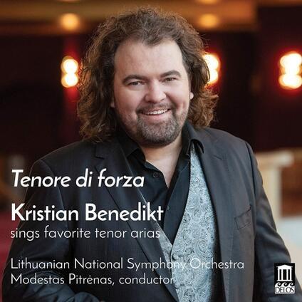 Tenore di forza - CD Audio di Kristian Benedikt