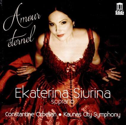 Amour Eternel - CD Audio
