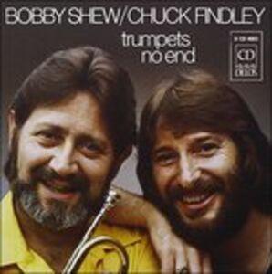 CD Trumpets No End di Bobby Shew