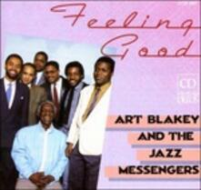 Feeling Good - CD Audio di Art Blakey