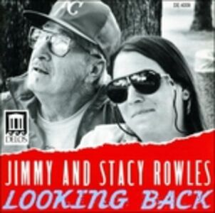 Foto Cover di Looking Back, CD di Jimmy Rowels, prodotto da Delos