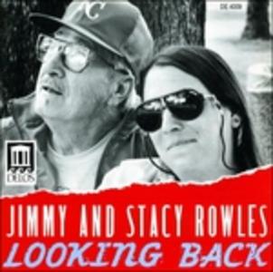 CD Looking Back di Jimmy Rowels