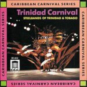 CD Trinidad Carnival - Steelbands of Trinidad and Tobago
