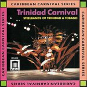 CD Trinidad Carnival - Steelbands of Trinidad and Tobago