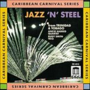 CD Jazz 'n' Steel from Trinidad and Tobago