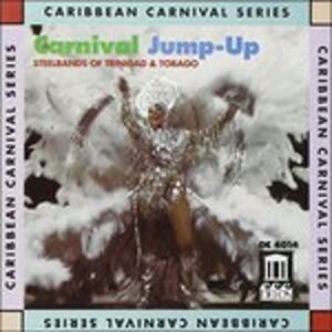 CD Carnival Jump-Ups - Steelbands of Trinidad and Tobago