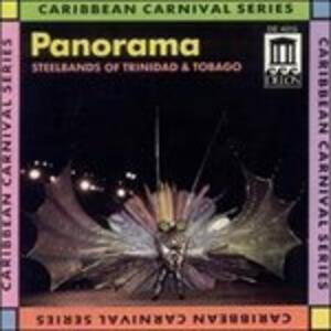 Panorama - Steelbands of Trinidad and Tobago - CD Audio