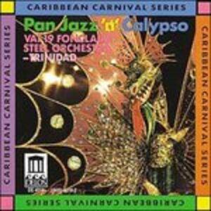 CD Pan Jazz 'n' Calypso