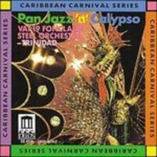 Pan Jazz 'n' Calypso - CD Audio
