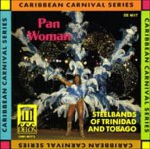 CD Pan Woman - Steelbands of Trinidad and Tobago