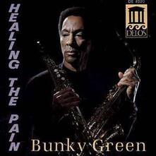 Healing the Pain - CD Audio di Bunky Green
