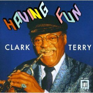 Foto Cover di Having Fun, CD di Clark Terry, prodotto da Delos