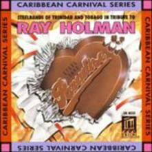 Tribute to Ray Holman - CD Audio