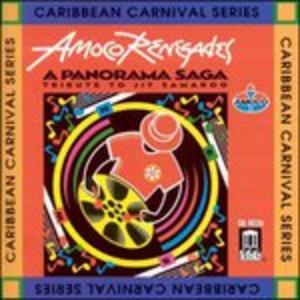 CD A Panorama Saga - Tribute to Jit Samaroo  0
