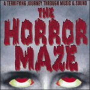 CD The Horror Maze. a Terrifying Journey Through Music and Sound