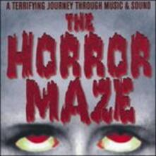 The Horror Maze. a Terrifying Journey Through Music and Sound - CD Audio