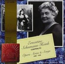 Opera Arias and Songs, 1930-1935 - CD Audio
