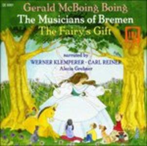 CD I Musicanti di Brema di Bernard Rogers