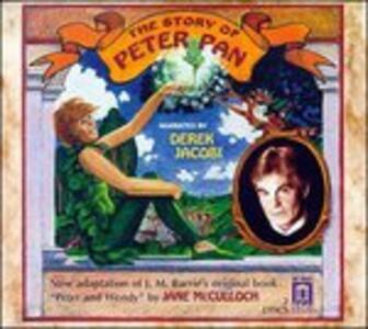 The Story of Peter Pan - CD Audio di Carol Rosenberger