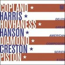 Grandi Compositori Americani - CD Audio di Gerard Schwarz