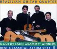 Ouvres de - CD Audio di Brazilian Guitar Quartet