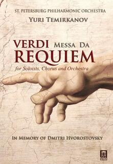 Messa da Requiem - DVD