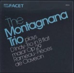 CD Trio in Si Bemolle Maggiore Op.29 di Vincent D'Indy