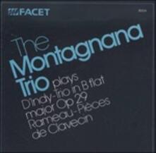 Trio in Si Bemolle Maggiore Op.29 - CD Audio di Vincent D'Indy