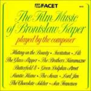 CD Film Music di Kaper Bronislaw