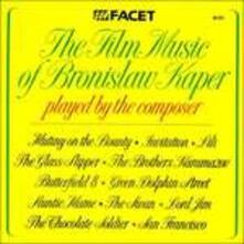 Film Music - CD Audio di Kaper Bronislaw