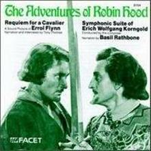 Le Avventure di Robin Hood (Colonna sonora) - CD Audio di Erich Wolfgang Korngold