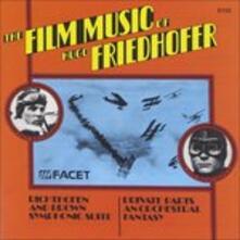 Film Music - CD Audio di Hugo Friedhofer