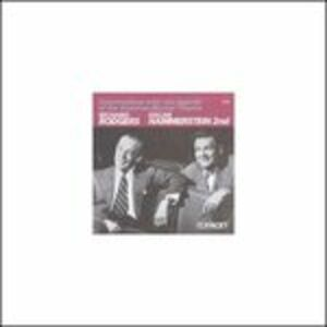 Foto Cover di Richard Rodgers and Oscar Hammerstein ii, CD di  prodotto da Delos