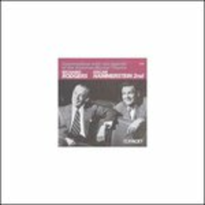 CD Richard Rodgers and Oscar Hammerstein ii
