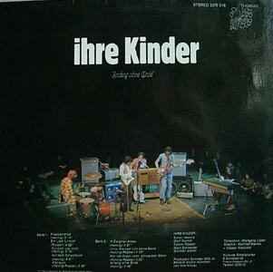 Anfang Ohne Ende - CD Audio di Ihre Kinder - 2