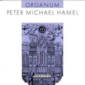 Foto Cover di Organum, CD di Peter Michael Hamel, prodotto da Kucku