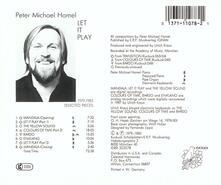 Let it Play.selected pi - CD Audio di Peter Michael Hamel