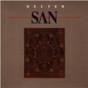 San - CD Audio di Deuter