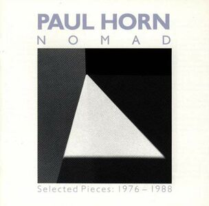 CD Nomad di Paul Horn