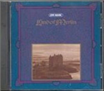 CD Land of Merlin di Jon Mark