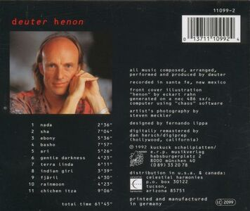 CD Henon di Deuter 1