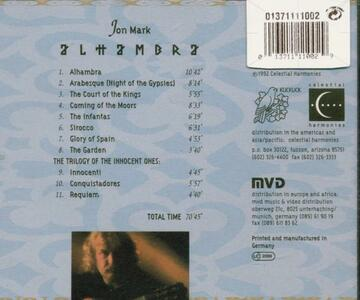 Alhambra - CD Audio di Jon Mark - 2