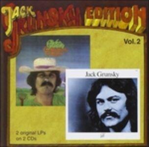CD Newborn Man. Jack Grunsky di Jack Grunsky 0