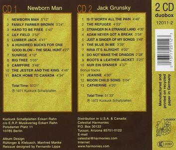 CD Newborn Man. Jack Grunsky di Jack Grunsky 1