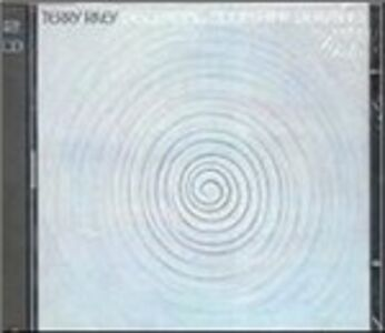 CD Descending Moonshine Dervishes / Songs for the Ten Voices of the Two Prophets di Terry Riley