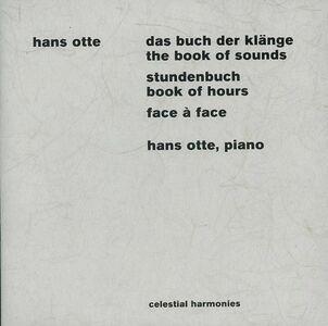 CD Book of Sounds - Book of ho di Hans Otte