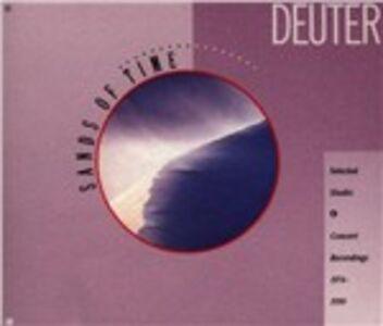 CD Sands of Time di Deuter