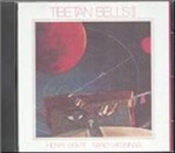 CD Tibetan Bells II Henry Wolff , Nancy Hennings