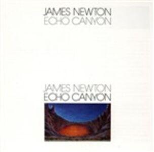 Foto Cover di Echo Canyon, CD di James Newton, prodotto da Celestial Harmonies