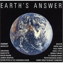 Earth's Answer - CD Audio